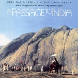 A Passage to India Bande Originale (Maurice Jarre) - Pochettes de CD