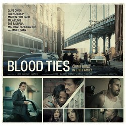 Blood Ties Soundtrack (Yodelice ) - CD cover
