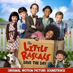 The Little Rascals Save the Day Soundtrack (Various Artists) - CD cover
