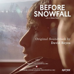 Before Snowfall Soundtrack (David Reyes) - CD cover