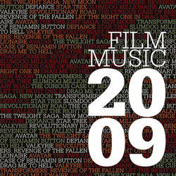 Film Music 2009 Soundtrack (Various Artists) - Car�tula