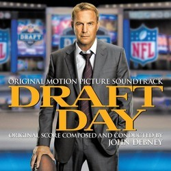 Draft Day Soundtrack (John Debney) - CD cover