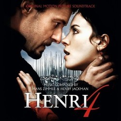 Henri 4 Soundtrack (Henry Jackman, Hans Zimmer) - CD cover
