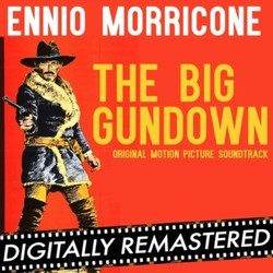 The Big Gundown Soundtrack (Ennio Morricone) - CD cover