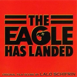 The Eagle Has Landed Soundtrack (Lalo Schifrin) - CD cover