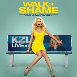 Walk of Shame Soundtrack (John Debney) - Carátula
