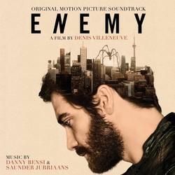 Enemy Soundtrack (Danny Bensi, Saunder Jurriaans) - CD cover