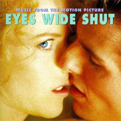 Eyes Wide Shut Soundtrack (Various Artists, Jocelyn Pook) - CD cover