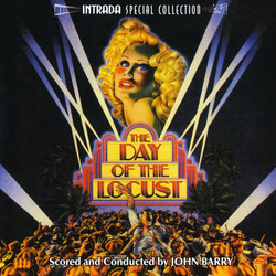 The Day of the Locust Soundtrack (John Barry) - Car�tula