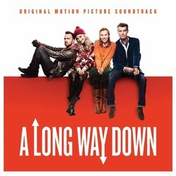A Long Way Down Soundtrack (Dario Marianelli) - CD cover