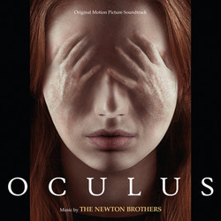 Oculus Soundtrack (The Newton Brothers) - CD cover