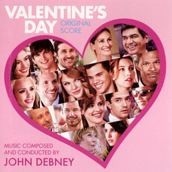 Valentine's Day Soundtrack (John Debney) - CD cover