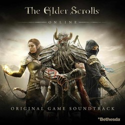 The Elder Scrolls Soundtrack (Various Artists, Jeremy Soule) - CD cover