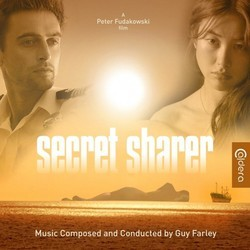 Secret Sharer Soundtrack (Guy Farley) - CD cover