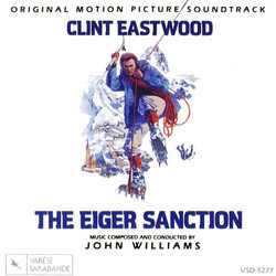 The Eiger Sanction Soundtrack (John Williams) - Car�tula