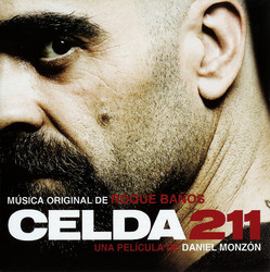 Celda 211 Soundtrack (Roque Baños) - CD-Cover