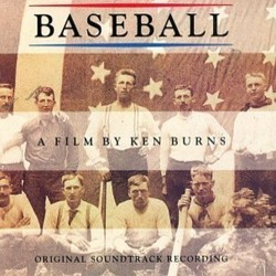 Baseball Soundtrack (Various Artists) - CD-Cover