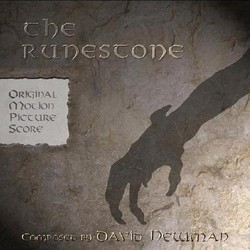 The Runestone Trilha sonora (David Newman) - capa de CD