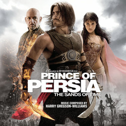 Prince of Persia: The Sands of Time Soundtrack (Harry Gregson-Williams) - CD cover