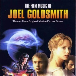 The Film Music of Joel Goldsmith Soundtrack (Joel Goldsmith) - CD cover