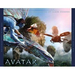 Avatar Soundtrack (James Horner) - CD cover