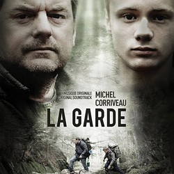 La Garde Soundtrack (Michel Corriveau) - CD cover