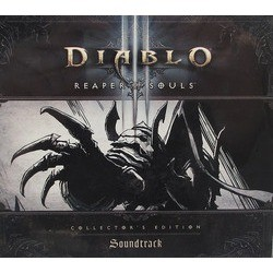 Diablo III: Reaper of Souls Soundtrack (Neal Acree, Russel Brower, Derek Duke, Jason Hayes, Joseph Lawrence, Glenn Stafford) - CD cover