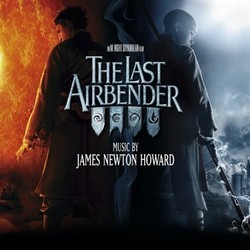 The Last Airbender Soundtrack (James Newton Howard) - Carátula