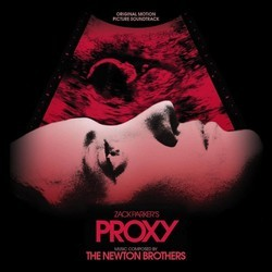 Proxy Soundtrack (The Newton Brothers) - CD cover
