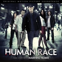 The Human Race Soundtrack (Marinho Nobre) - CD cover
