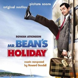 Mr. Bean´s Holiday Soundtrack (Howard Goodall) - Carátula