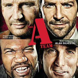 The A-Team Soundtrack (Alan Silvestri) - Car�tula