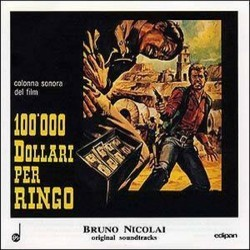 100,000 Dollars For Ringo Soundtrack (Bruno Nicolai) - CD cover