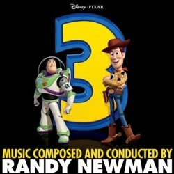Toy Story 3 Soundtrack (Randy Newman) - CD cover