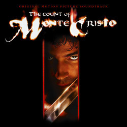 The Count of Monte Cristo Soundtrack (Edward Shearmur) - CD cover