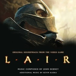 Lair Soundtrack (John Debney, Kevin Kaska) - CD cover
