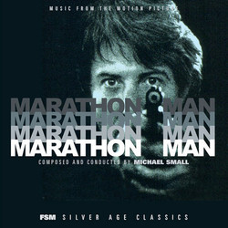 Marathon Man/The Parallax View 声带 (Michael Small) - CD封面