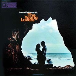 The Young Lovers Soundtrack (Sol Kaplan) - CD cover
