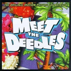 Meet the Deedles Soundtrack (Various Artists, Steve Bartek) - CD-Cover