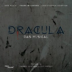 Dracula: Das Musical Soundtrack (Don Black, Christopher Hampton, Frank Wildhorn) - Carátula