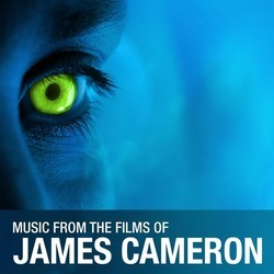 Music from the Films of James Cameron Soundtrack (Brad Fiedel, Jerry Goldsmith, James Horner, Cliff Martinez, Alan Silvestri) - CD cover