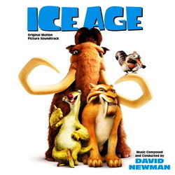 Ice Age Soundtrack (David Newman) - CD cover