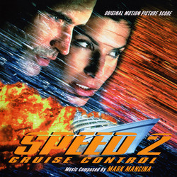 Speed 2: Cruise Control Soundtrack (Mark Mancina) - Carátula