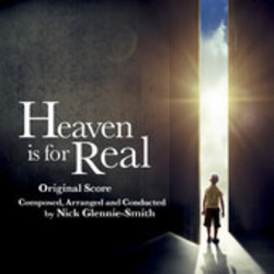 Heaven Is for Real Soundtrack (Nick Glennie-Smith) - CD cover