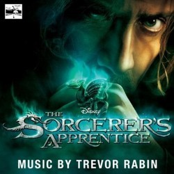 The Sorcerer's Apprentice サウンドトラック (Trevor Rabin) - CDカバー