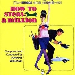 How to Steal a Million / Bachelor Flat Soundtrack (John Williams) - Carátula