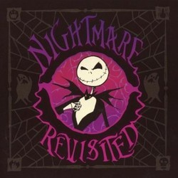 Nightmare Revisited Soundtrack (Various Artists, Danny Elfman) - Carátula