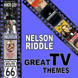Great TV Themes - Nelson Riddle Bande Originale (Nelson Riddle) - Pochettes de CD