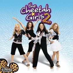 The Cheetah Girls 2 Soundtrack (The Cheetah Girls) - CD cover