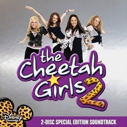 The Cheetah Girls 2 Trilha sonora (The Cheetah Girls) - capa de CD